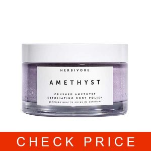 Herbivore Crushed Amethyst Exfoliating Body Polish