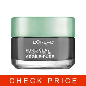 L'Oréal Detox and Brighten Pure Clay Mask