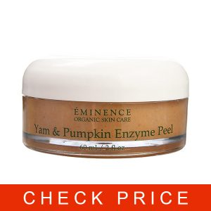 Yam and Pumpkin Enzyme Peel by Eminence