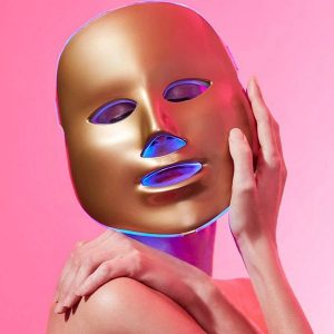 LED Light Therapy Masks That'll Reduce Acne