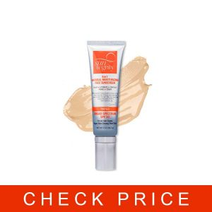 Suntegrity Tinted 5 in 1 Mineral Sunscreen for Face (SPF 30 - 2 oz)